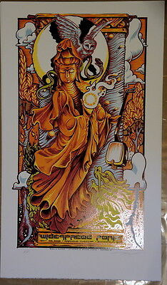 Widespread Panic - 2016 - Aj Masthay - Artist Proof - Orpheum  - Minneapolis