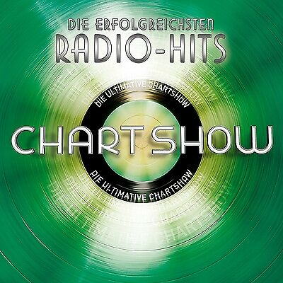 Die Ultimative Chartshow-Radio Hits  2 Cd Neu