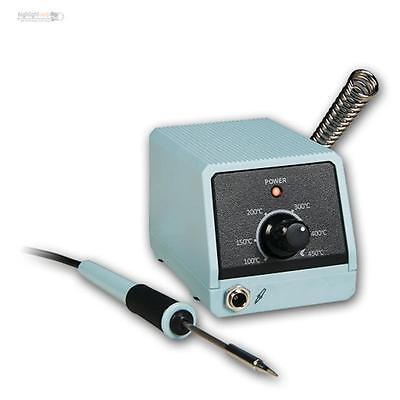 Soldering station 8W with MICRO iron Small iron, 100-450°C, 230V Fine MLS-98