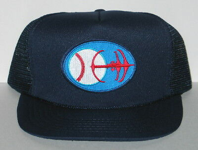 Star Trek Deep Space Nine, Niners Logo Patch Baseball Hat / Cap NEW UNWORN