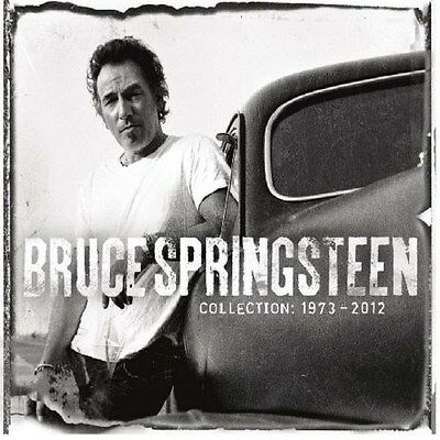 BRUCE SPRINGSTEEN Collection: 1973 - 2012 Australian Tour Edition CD NEW DIGIPAK