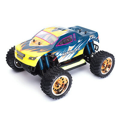 HSP 94186PRO RTR 1/16 Scale Car 4WD Off Road Brushless RC Car 2.4Ghz