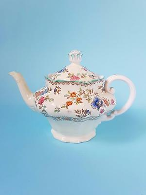 "Super Spode ""Audley"" Pattern Breakfast or Tea for One Teapot"