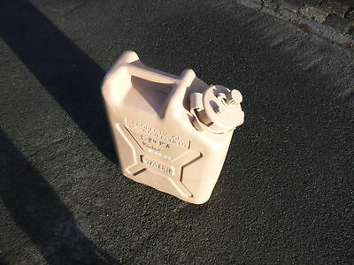 Wasserkanister US ARMY NSN 7240-00-089-3827 Can Water Military 5-Gallon Sand