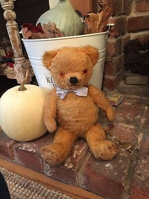 Vintage Old Golden Chad Valley Bear