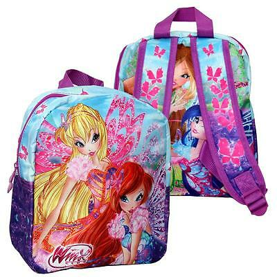 Winx Club - Kids Backpack Butterflix Multicolored 28 x 20 x 11 cm
