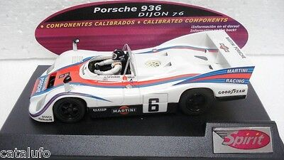 Spirit Ref:0601403 PORSCHE 93 DIJON 76   Slot Car NEW    1:32 Nuevo New