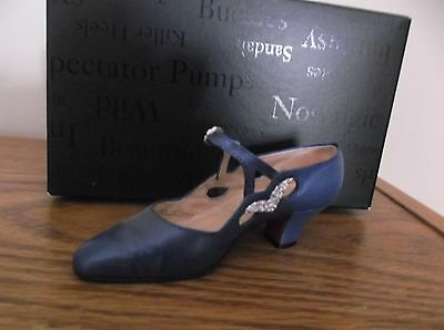 Just the Right Shoe Starry Night Mint Original Box