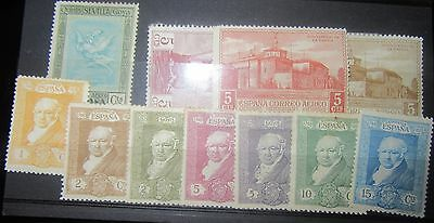 1930+ Spain Mixed Collection  Stamps Mint
