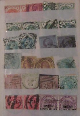 1860+QV KGV GV1 LARGE COLLECTION SETS PART SETS UP TO 10s MINT USED 12 PICS