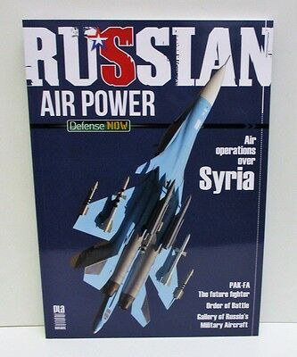 PLA Editions - Russian Air Power Defense Now                   Book          New