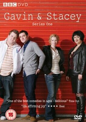 Gavin and Stacey: Series 1 DVD (2007) Joanna Page cert 15 FREE Shipping, Save £s