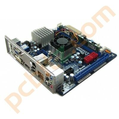 ASRock A330ION Motherboard with Intel Atom 330 @ 1.6Ghz and 2GB DDR3 RAM Bundle
