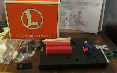 Lionel Automatic Flagman 1045 #6-12892 with Box - Scale O