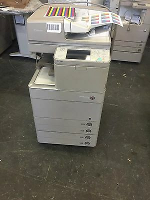 Canon ImageRunner Advance C5045 Low Meter!!!