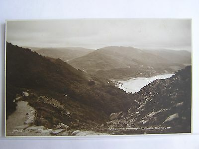 Judges R/p Postcard - Barmouth Panorama Walks - Merionethshire Wales