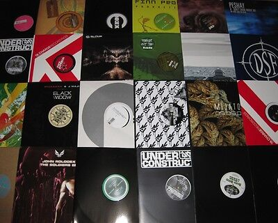 Drum & Bass Jungle Classic's 20002010 12''x40 Vinyl Collection