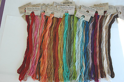 Weeks Cotton Pearl #5---    25-5 yd. skeins