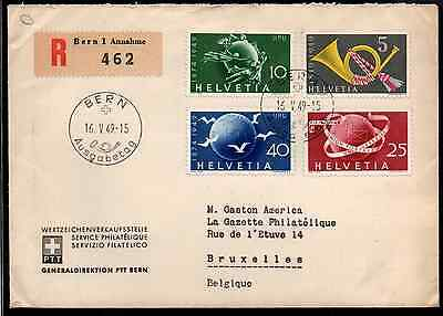 # 131 --- First Day Cover 1949