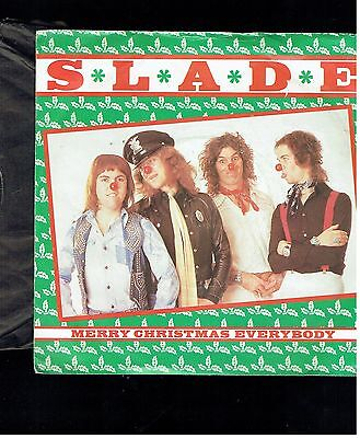 Slade Merry Christmas Everybody Ps 45 1973