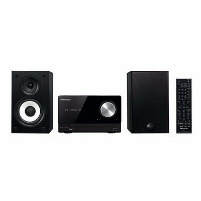 Pioneer XCM32BTD-K Micro Hi-Fi System with DAB/FM Tuner in Black - Brand New