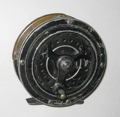 Shakespeare Russell Model 1899 Single Action  Fly Reel  Made In 1938