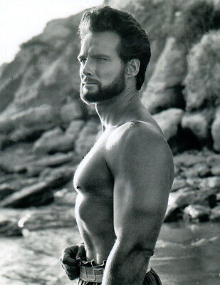 Steve Reeves Shirtless 8x10 photo P9896