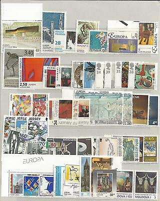 1993 Europa Cept Annee Complete 48 Pays + 4  Blocs   Neufs ** Mnh**