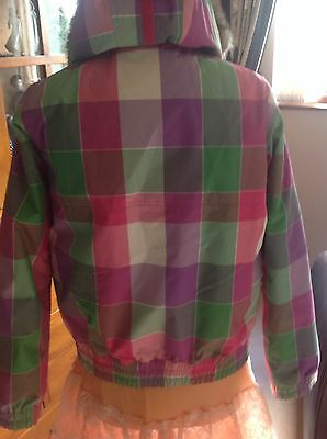 Girls Animal Technical Ski Jacket Size GL In Excellent Condition