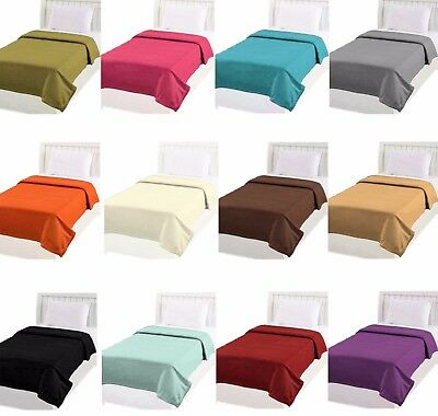 SOFT WARM 125CM x 150CM TRAVEL CAR CAMPING FLEECE THROW OVER SOFA BED BLANKET