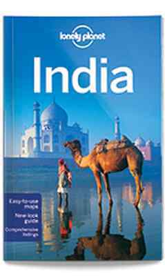 India LONELY PLANET TRAVEL GUIDE