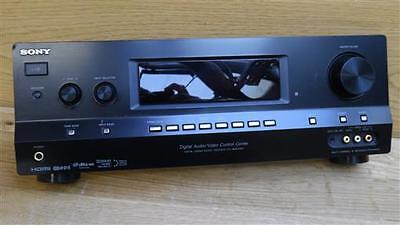Front Control Panel Replacement For Sony STR-DH810 AV Amplifier Receiver Amp