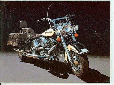 Motorcycle-Harley Davidson-By George Marshall-(8*)4X6
