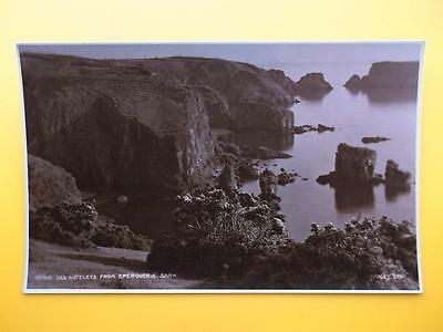 Les Autelets From Eperquerie SARK Channel Islands - Judges Hastings RP c1920s