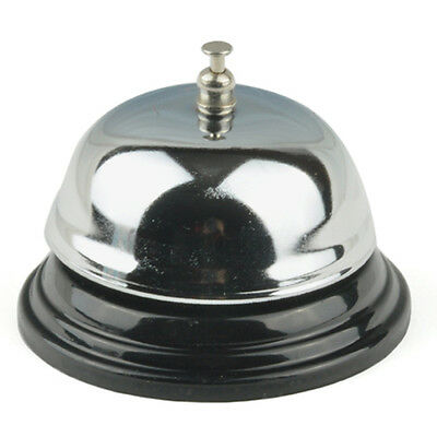 1PC Reception Desk Service Bell Call Ringer Butler Reception Waiter Shop Drama
