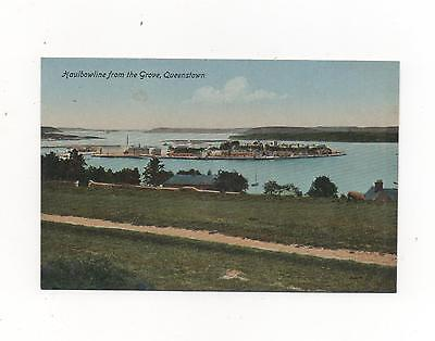 Haulbowline From the Grove,Queenstown PPC