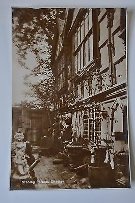 Stanley Place Chester Postcard