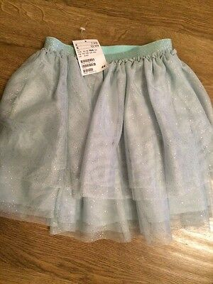 H&M Girls Skirt Size 3-4 BNWT