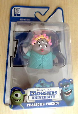 Monsters Unitersity Sheri Fearsome Friends Figure Brand New