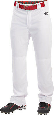 "Rawlings LNCHSR/YLNCHSR ""Launch"" Solid Baseball Pant All Sizes & Colors"