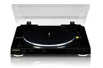 Pioneer PL-990 Fully Automatic Turntable (Black)