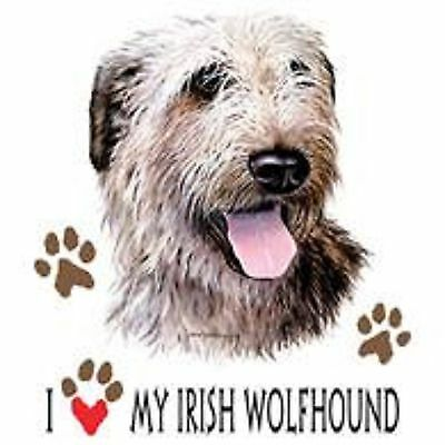 Irish Wolfhound Love Tote