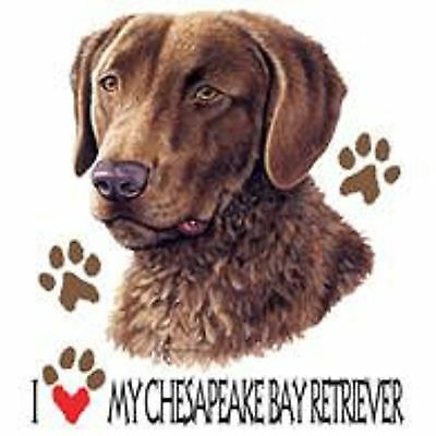 Chesapeake Bay Retriever Love Tote