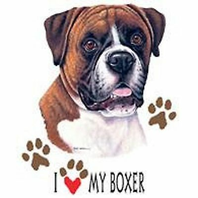 Boxer Uncropped Love Tote