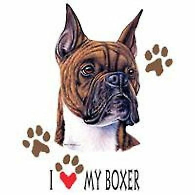 Boxer Cropped Love Tote