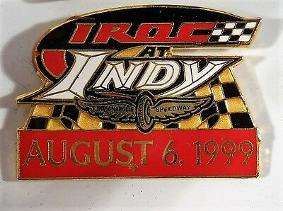 1999 IROC at Indy Race Pin