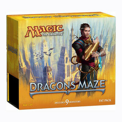 Magic:The Gathering Dragon's Maze Fat Pack