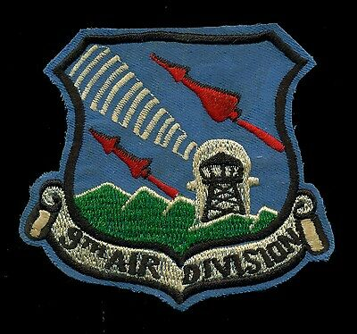 USAF 9th Air Division Patch A-8