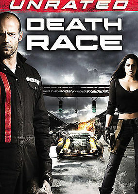 Death Race (DVD 2008; Unrated Edition) Jason Statham, Joan Allen, Tyrese Gibson