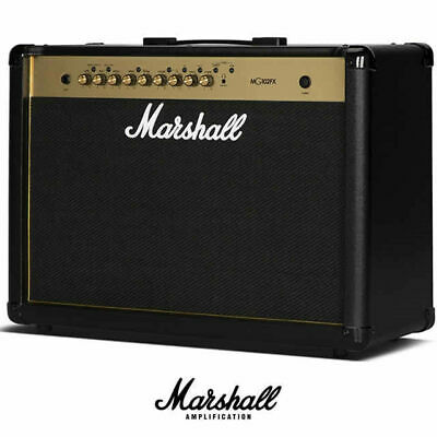 Marshall MG102GFX MG Gold 100W Guitar Combo Amplifier with Multi Effects 2 x 12